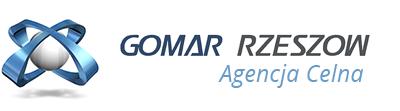 logo Gomar Rzeszów Agencja Celna